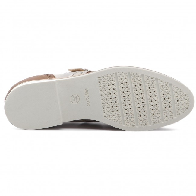 Sand Geox White D 04385 Janalee B D825ab C0683 Zapatos off kn0PwOX8