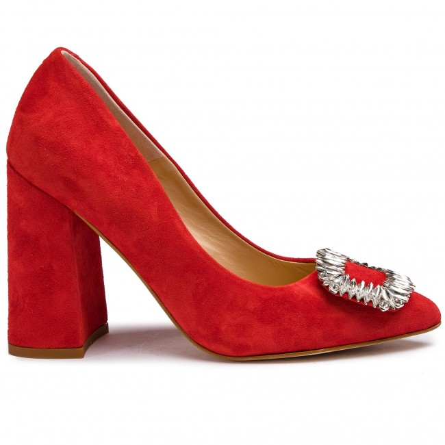 Solo 8a Zapatos 000 Rojo g13 00 14156 04 Femme W2IEH9D