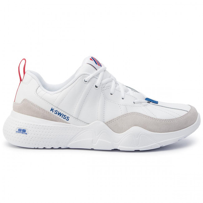 Ltr White mars Red Blue swiss Sneakers Cr 329 K classic CxdoeQrBW