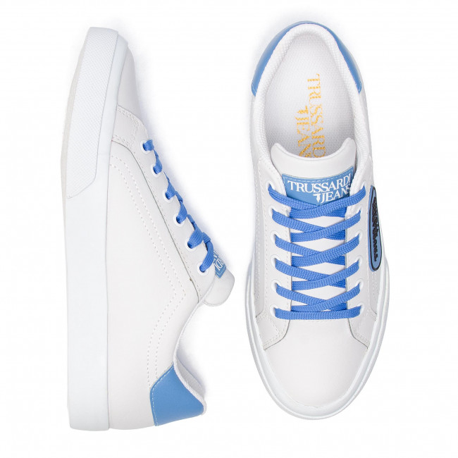 Jeans U101 Sneakers Trussardi 79a00334 Ifg6Yb7yv