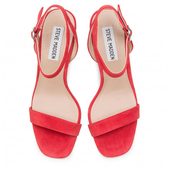 Red Steve Strutting Madden 03002 605 Sandalias Sm11000511 Suede rsdQCth