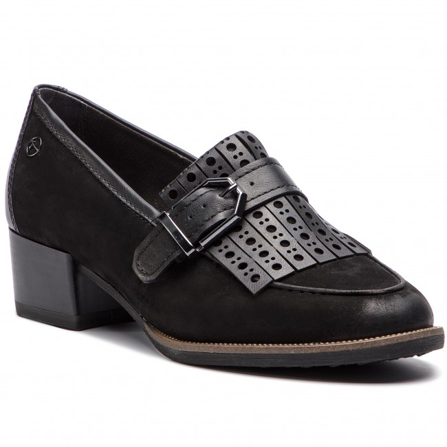 1 Black Tamaris 24306 21 Zapatos 001 N0wkX8nOP