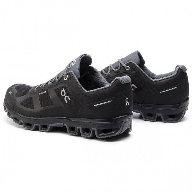Zapatos 99951 Black graphit Cloudventure 00022 On Waterproof rdhQst