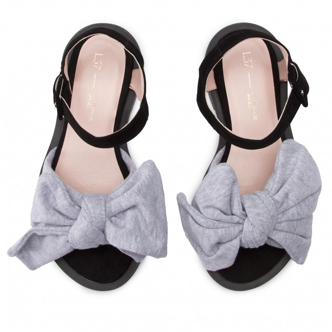 grey Black Love Sandalias L37 Z11 Atomic dxWQrBoeC