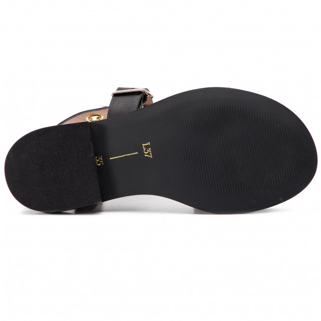 L37 Black S29 The Breeze Sandalias Feel OuZikXP