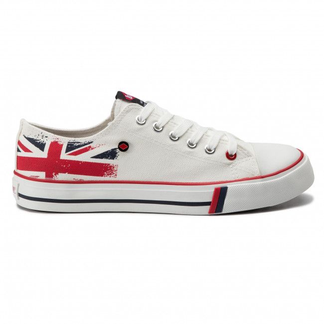 Lcw 031 Zapatillas 1 530 White Low Lee Cut 19 Cooper vOnmN0w8