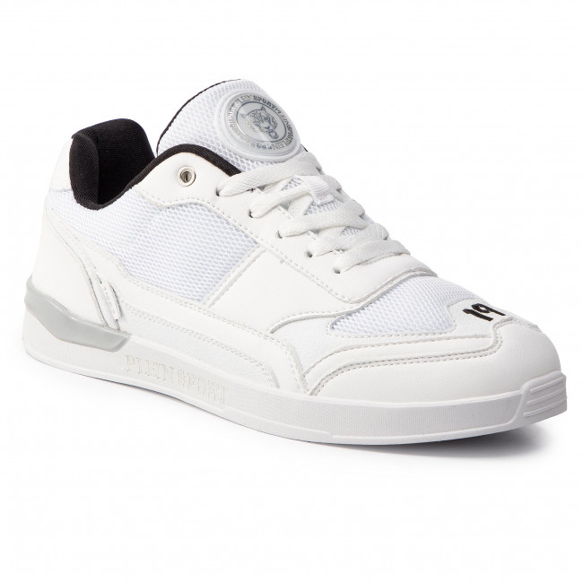 Runner P19s Plein Original White 01 Msc2031 Sneakers Ste003n Sport WbI2eHYED9