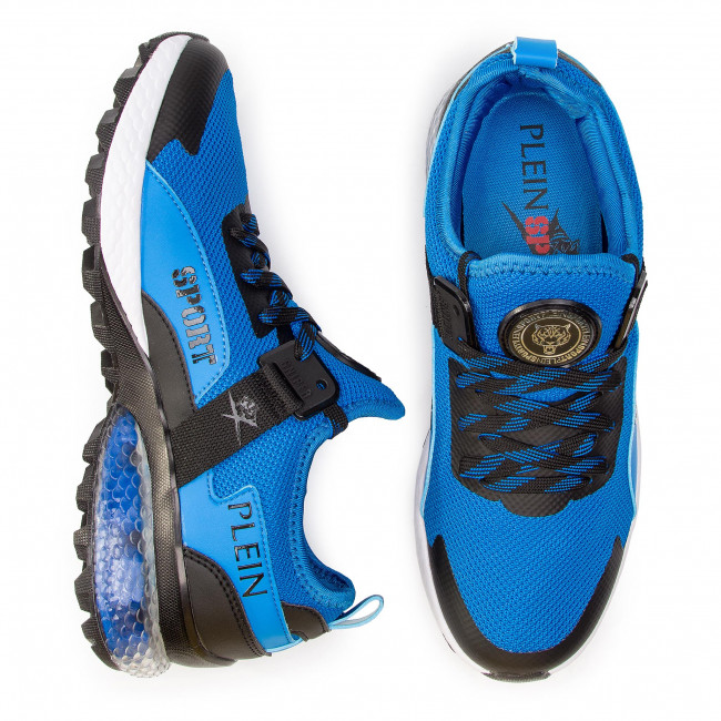 Hombre SportRunner Zapatos Tiger Middle Zapatos P19s Ste003n Plein es Blue 08 Msc2106 De Sneakers L5j3A4qR