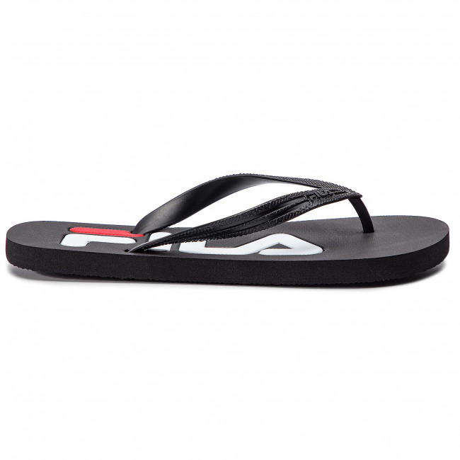 Chanclas Fila 1010288 25y Troy Slipper Black MLSUzqGVp