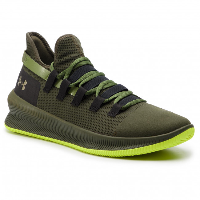 c511682a05d24 Zapatos UNDER ARMOUR - Ua M-Tag Low 3021800-300 Grn - Baloncesto ...