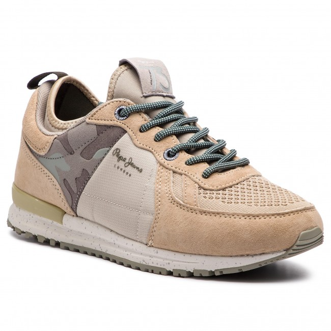 Jeans Pro Pms30488 847 Pepe 73 Tinker Sneakers Sand qang5tw