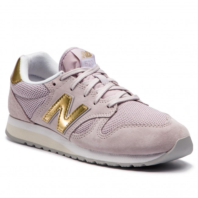 Balance Sneakers Wl520gdc New Violeta QhxrdCts