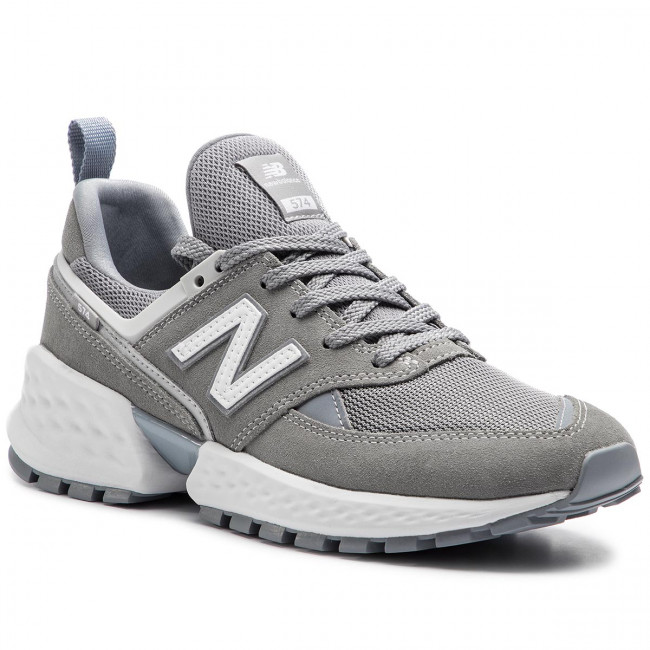 Sneakers New New Ms574nsb Sneakers Ms574nsb Gris Balance Balance 6yYf7gvb