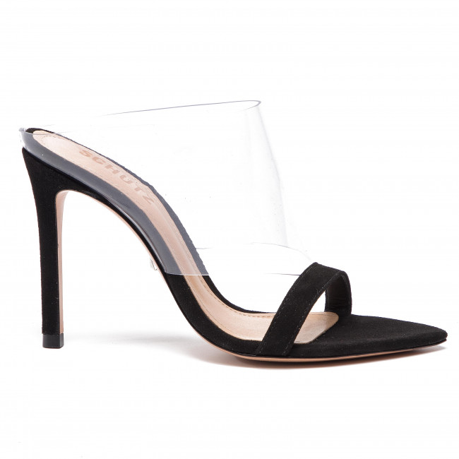 U Chanclas Schutz 0015 0001 black 20572 S Transparente qSzVUMp