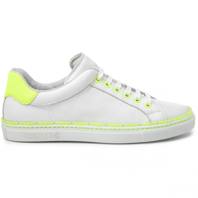 Sneakers Sisso 19eid1523a Bianco fluo Iceberg torBCxhQsd