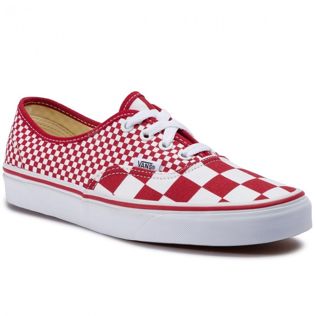 Tenis VansAuthentic Mujer Zapatillas De Zapatos Zapatos CheckerChili Vn0a38emvk51mix es Peppe yYbg76mIvf