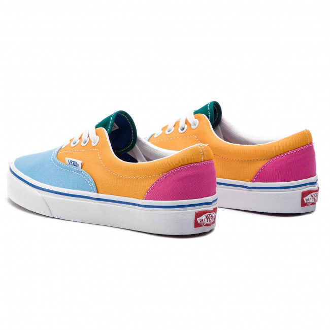 De Tenis Vn0a38frvop1canvasMulti Zapatillas bright Vans Era fb7gy6