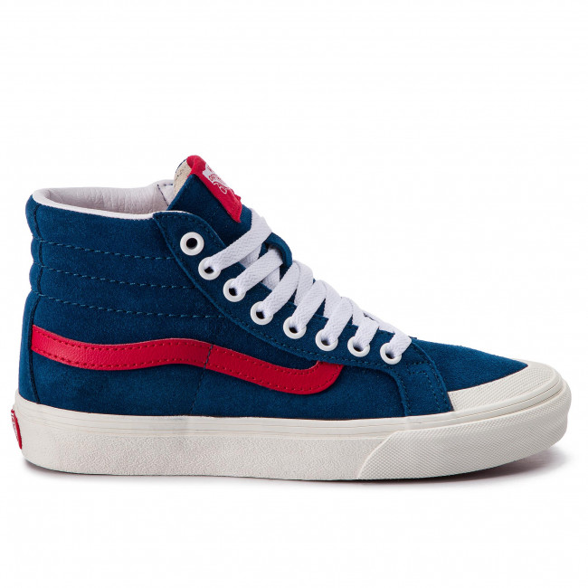 VansSk8 De Zapatos Zapatos Sailor Mujer hi tango Red Blue Sneakers Reissue 13 Vn0a3tkpvss1 Sneakersy es f6gYby7v