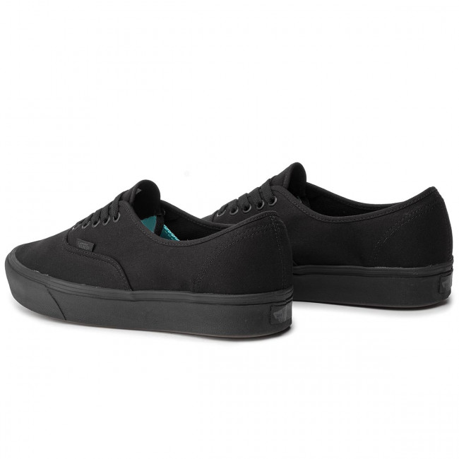Vn0a3wm7vnd1 Zapatillas black Mujer Authent Tenis VansComfycush De Zapatos es Zapatos Black I7yvYbgf6