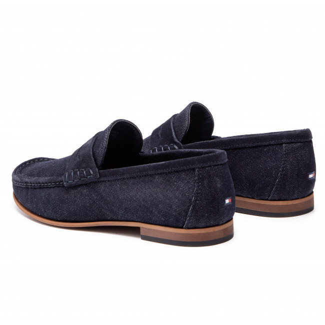 Fm0fm02199 Mocasines Tommy Core Denim 404 Hilfiger Loafer rdxtsQhC