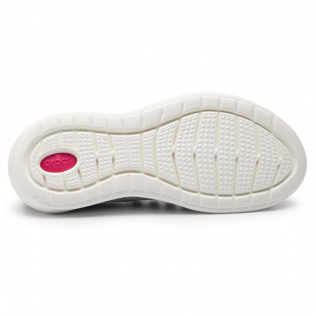 Pearl Literidepacerw Zapatos Crocs 205234 White WIH9ED2