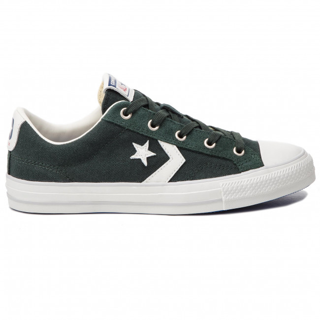 Converse whit Outdoor 163961c Zapatillas Star Green Ox Player dQxWrCoeB