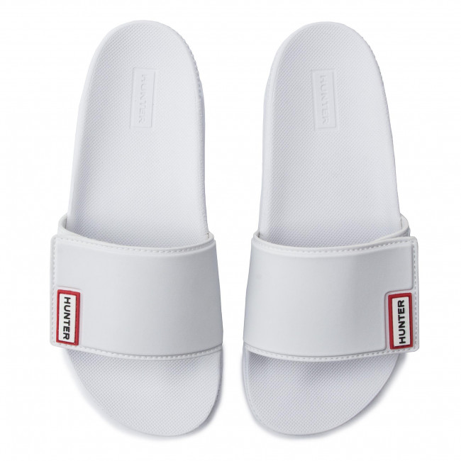 Adjustable Slide Wfd4017eva Original Hunter White Chanclas UzVpMS