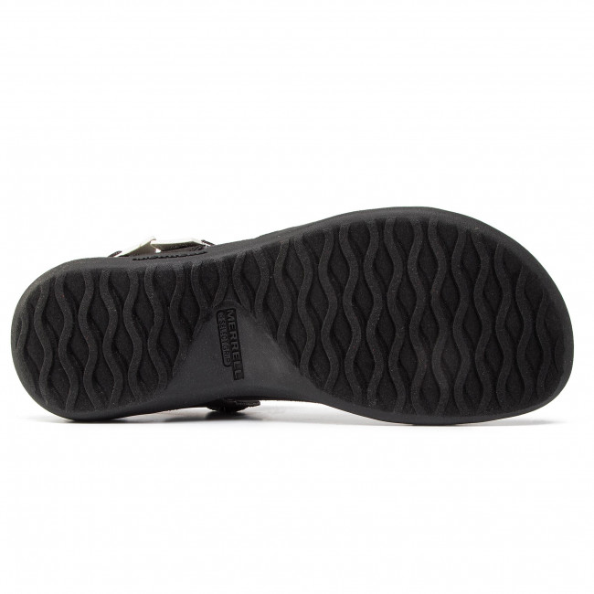 Sandalias Backstrap Black Mendi Merrell J90432 District OuPXZki