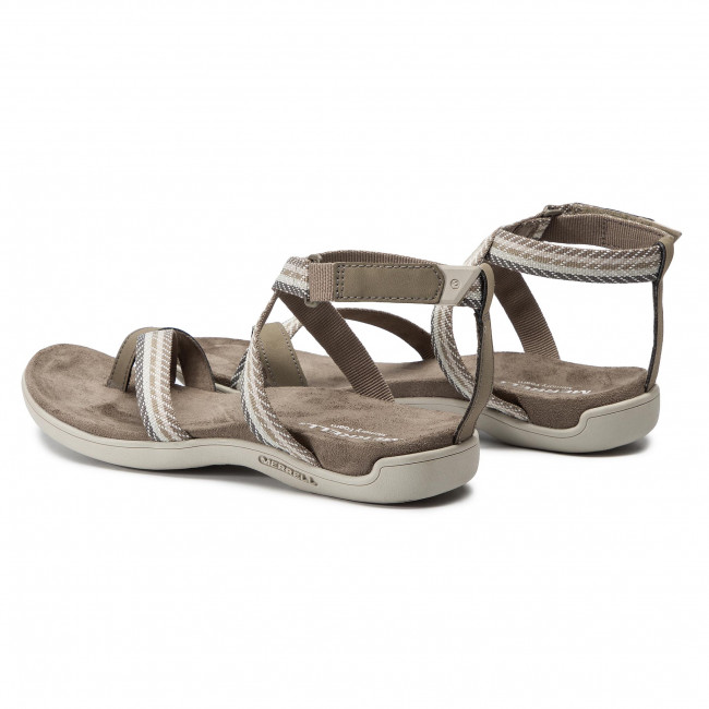 J97296 District Wrap Sandalias Merrell Mendi Brindle rBxedWCo