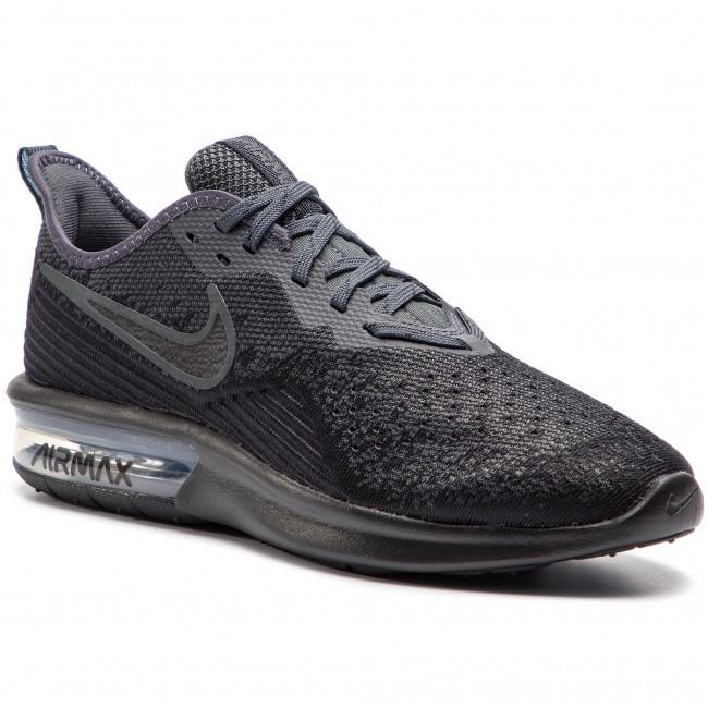 premium selection 228f7 27717 Zapatos NIKE - Air Max Sequent 4 AO4485 002 Black Black Anthracite