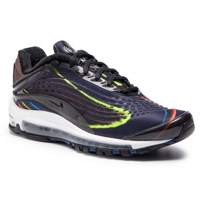 separation shoes 1cefe b71af Zapatos NIKE - Air Max Deluxe AJ7831 001 Black Black Midnight Navy
