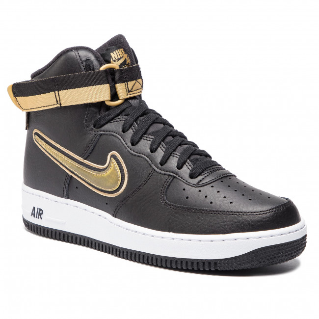 cheaper 1076a 46e28 Zapatos NIKE - Air Force 1 High  07 Lv 8 Sport AV3938 001 Black