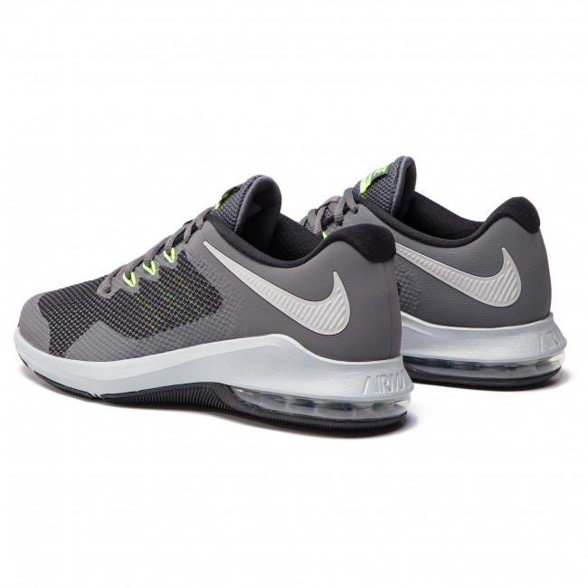 Dark Silver Grey Max Nike metallic Aa7060 006 Zapatos Air Alpha Trainer SUzqMVp
