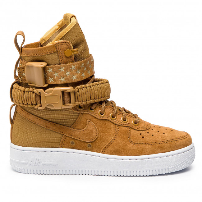 Bronze Nike Af1 W muted Zapatos 203 857872 Bronze Sf Muted 5RAL4j