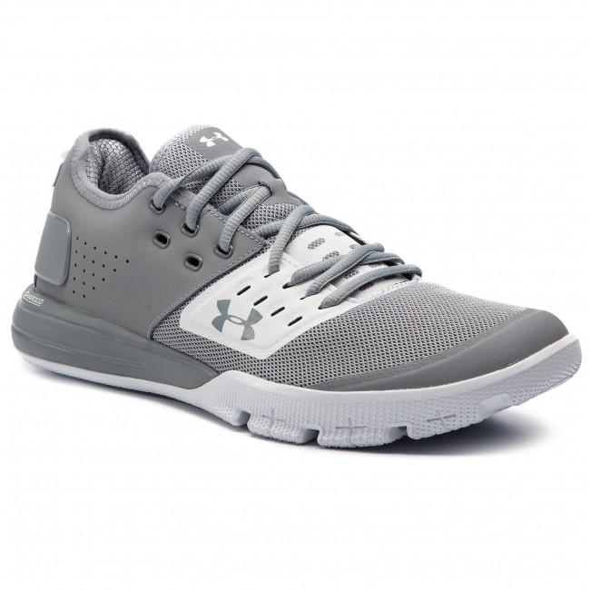8aceed31 Zapatos UNDER ARMOUR - Ua Charged Ultimate 3.0 3020548-101 Gry ...