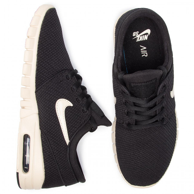 De 631303 Zapatos es Janoski Max 032 Cream light Hombre NikeStefan Cream Black light Zapatos Sneakers htdsQrC