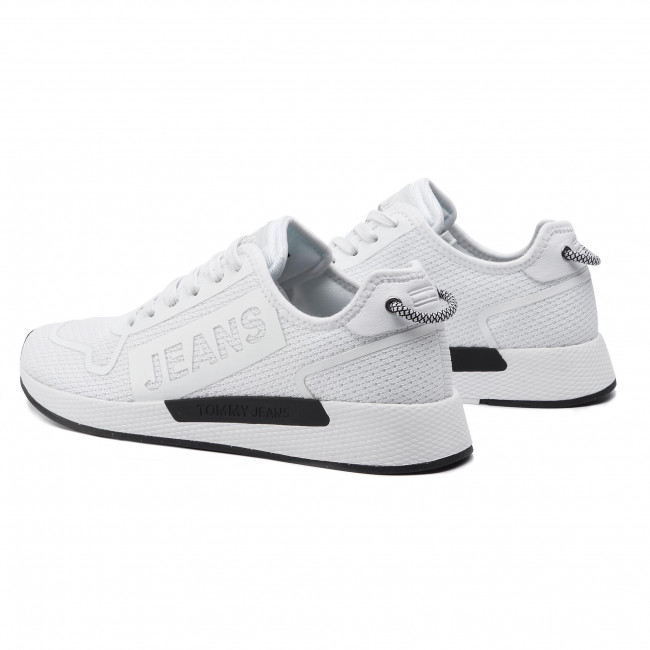 De White Zapatos Zapatos Sneakers Hombre es Details Em0em00289 Tommy Sneaker JeansTechnical Flexi 100 fgvY6b7y
