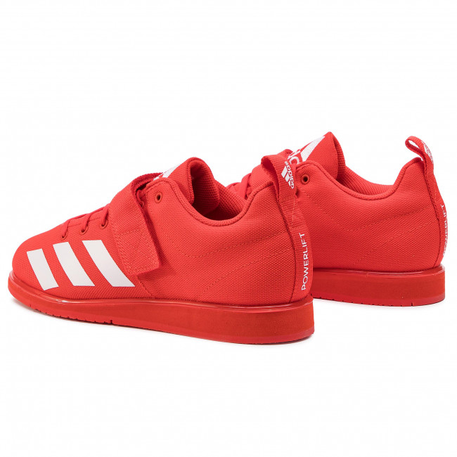 Adidas Active active Red Powerlift 4 Red ftwr Bc0346 White Zapatos EDY2IeW9H