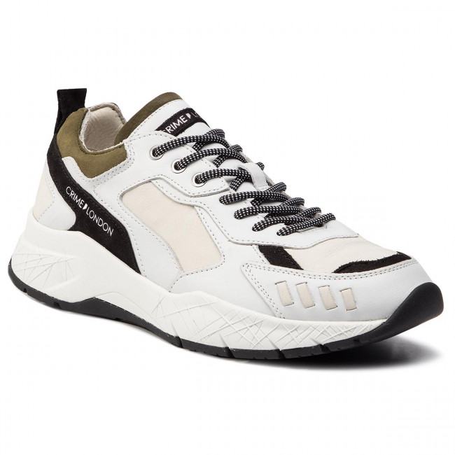 London 10 Crime 11602pp1 Nash Blanco Sneakers Color De Y67gbfvy