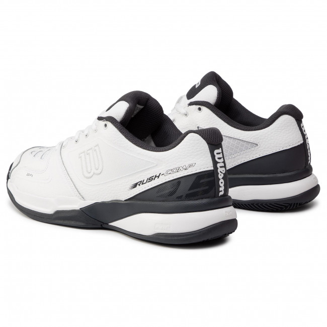Court Wilson Ltr Comp Wrs325220 white ebony Zapatos White Rush Clay PkTXuZiO