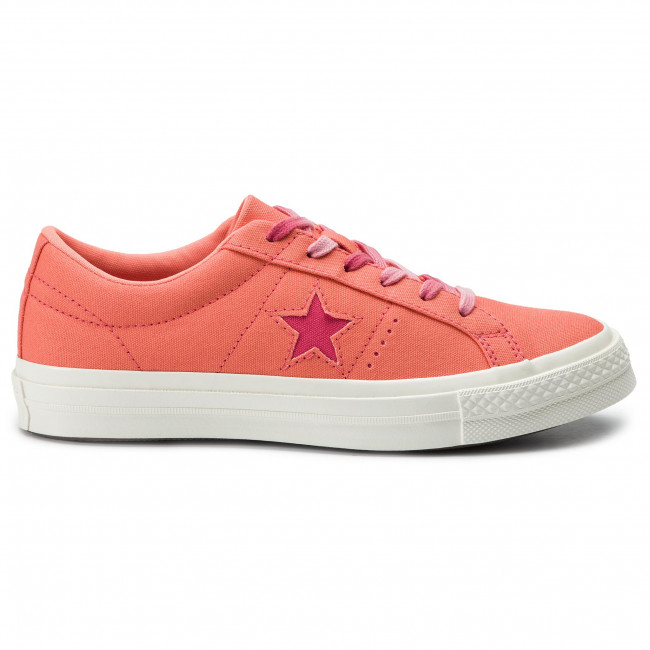 es Mujer Zapatos ConverseOne Jam strawberry 564152c Zapatillas Star De Ox Tenis Turf Zapatos Orange OPXkZiu