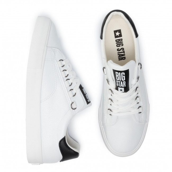 De es Sneakers Big Zapatos StarEe174337 Hombre Zapatos White black fybgI7vY6