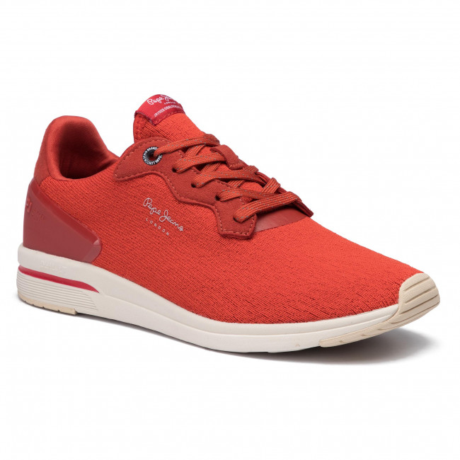 Spicy De Hombre JeansJayker Sneakers Pepe 232 Zapatos Pms30518 Red Zapatos es Knit AjL5q3R4