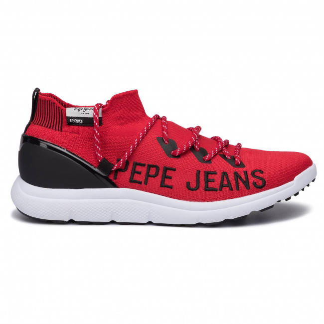 De Hombre es Zapatos 220 Summer Sneakers Pms30521 JeansHike Pepe Factory Red Zapatos rsthQdCx