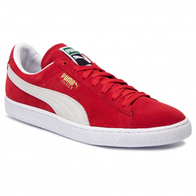 PumaSuede es Zapatos Red Classic352634 65 Hombre white Zapatos High Risk Sneakers De wuPlZiOkXT