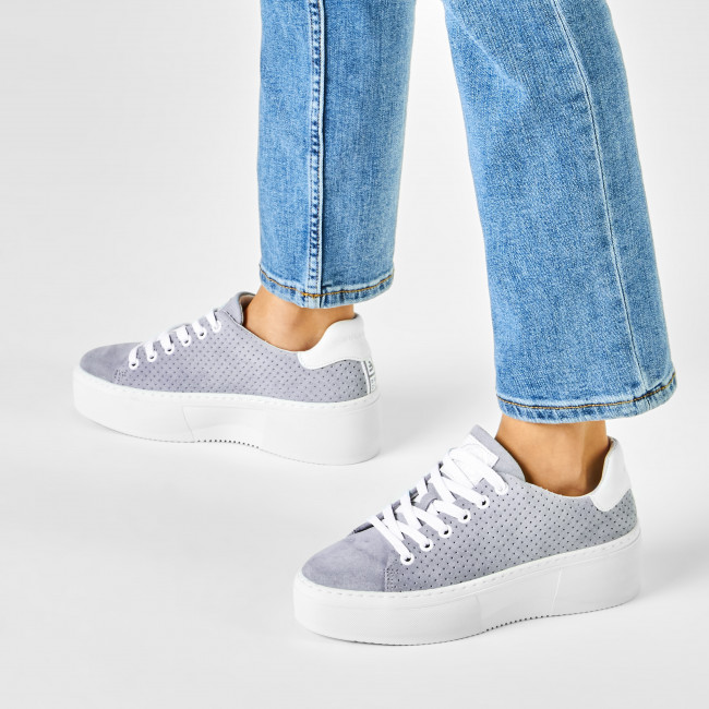 Super Especiales Sneakers BULLBOXER - 368000E5C Light Blue - Sneakers - Zapatos - Zapatos de mujer JrzHWn