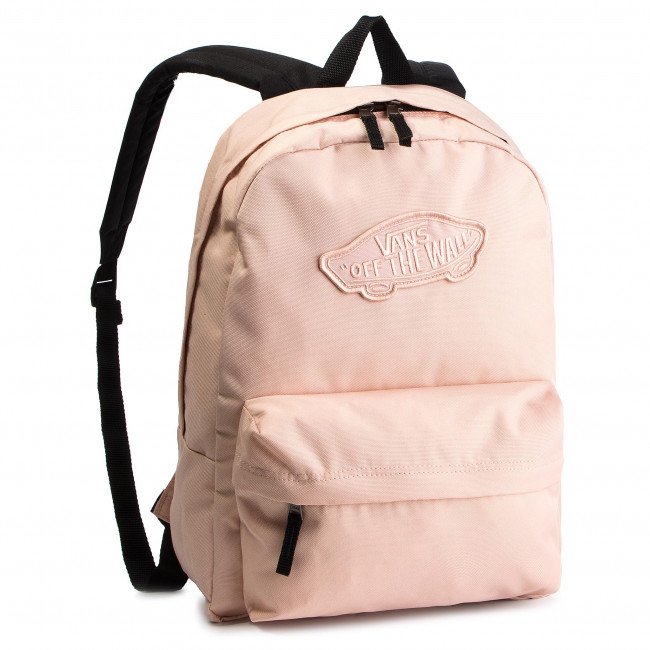 Mochila VANS - Realm Backpack VN0A3UI6OBJ Rose Cloud - Bolsos y ... 8143f8f102c