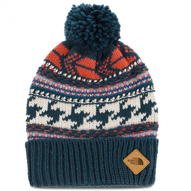 Gorro THE NORTH FACE - Fair Isle Beanie T93FGJ7VX Bluwngteal Fade ... 76913bdb0f0
