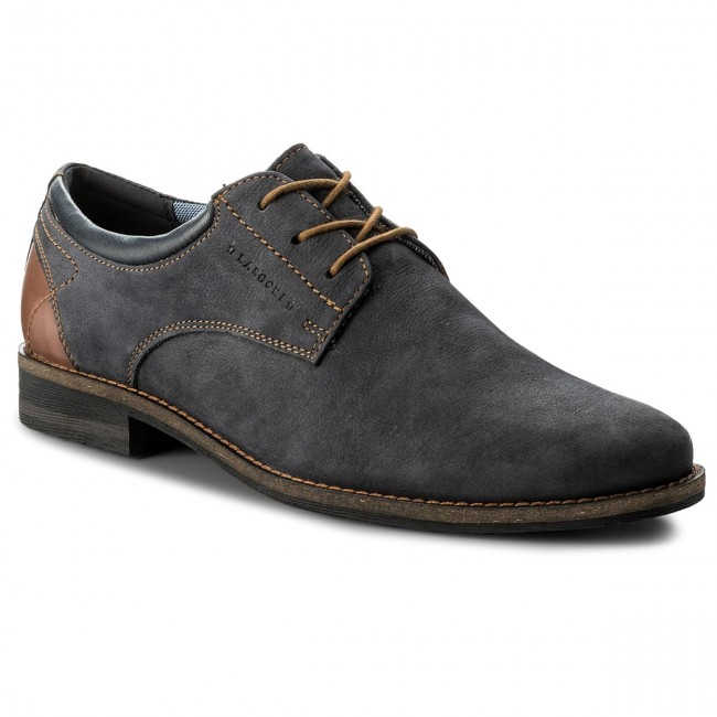 Men 401 Azul c366 Zapatos Lasocki Mi08 01 Marino For W2EIYDH9