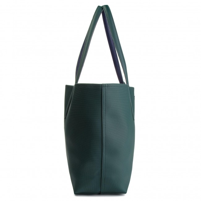Shopping Bolso Gables Bag B51 Lacoste Green Nf2142aa peacoat 4L5R3Aj